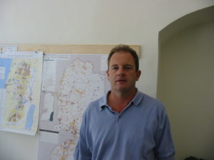 David Shearer of the United Nations' Office for the Co-ordination of Humanitarian Affairs