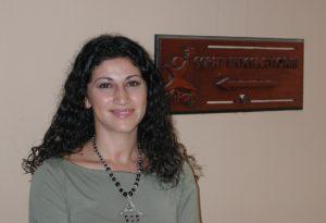 Alissia Altemura of ECPAT