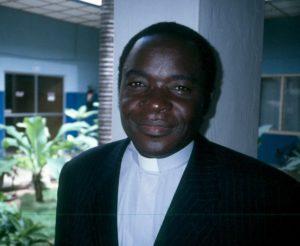 Father Mathew Kukah