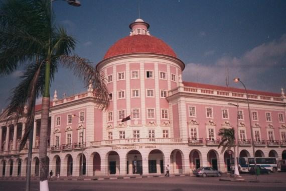 Angola's national bank