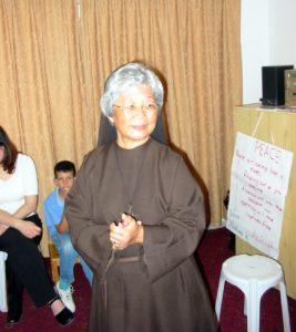 Sister Rose Mesa