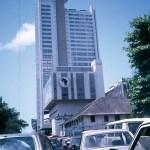 Traffic jam Lagos
