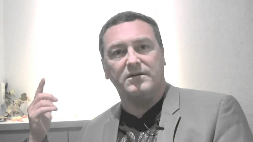 British psychic Gordon Smith, 2010