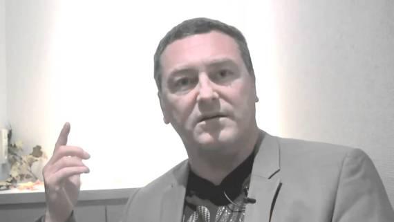 British psychic Gordon Smith, 2010