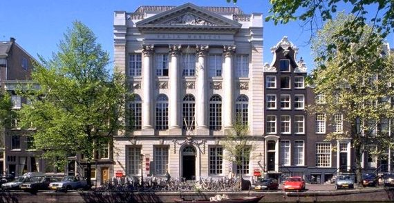 FelixMeritis Building in Amsterdam