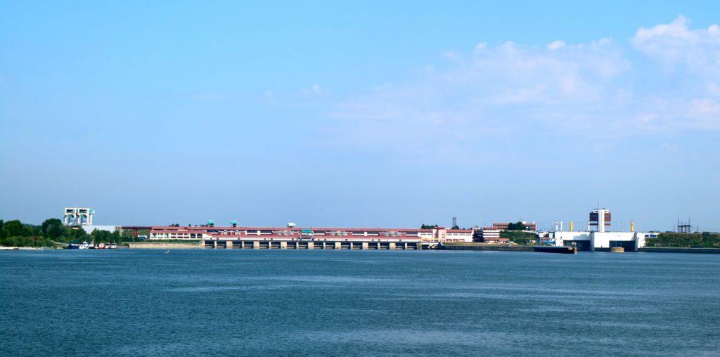 Gabcikovo Dam