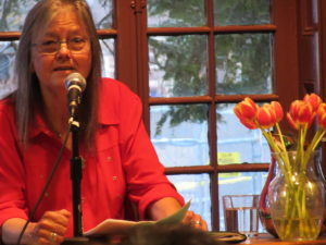 Dorothy Allison reading on March 23, 2015