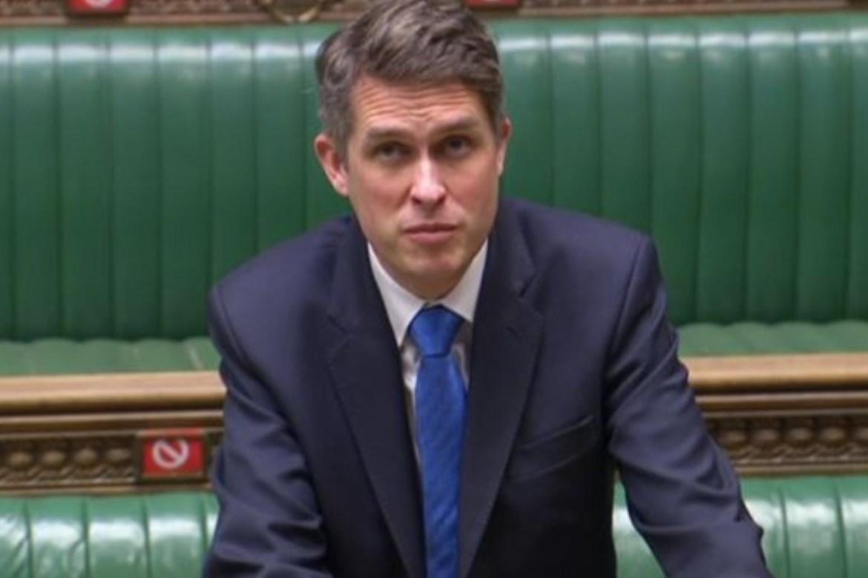 Gavin Williamson launches drive against poor school behaviour