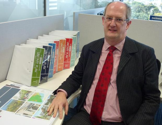 Judge David Kirkpatrick chairs the Independent Hearings Panel for the Auckland Council's Unitary Plan.