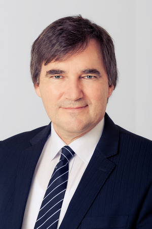 Public Service Association president Richard Wagstaff