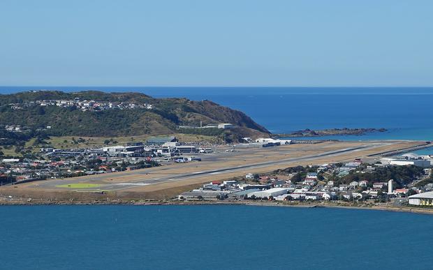 Wellington airport drought