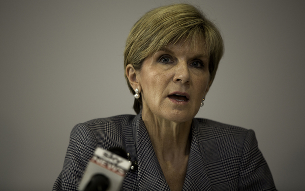 World Humanitarian Summit Pacific Consultation. Hon. Julie Bishop, Minister for Foreign Affairs of Australia