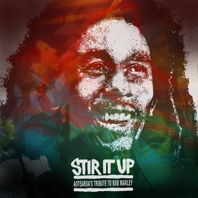 Stir It Up – Aotearoa's Tribute To Bob Marley cover art.
