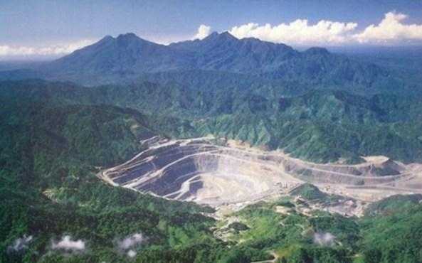 Bougainville's Panguna Copper mine