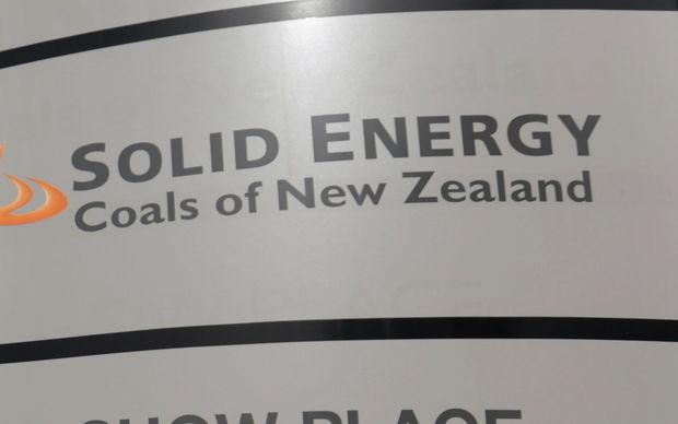 Solid Energy sign crop