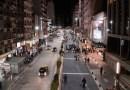 La Ciudad prolonga el horario de los carriles peatonales de la calle Corrientes hasta el 4 de agosto