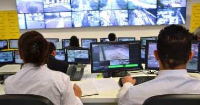 Seguridad: El moderno Centro de Monitoreo de la Ciudad posee 7.329 cámaras