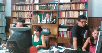 """Lucas Yañez: """"El riachuelo, más que una frontera es un punto de encuentro y unidad"""""""