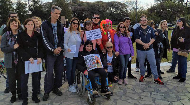 Acto por los Derechos del Niño: Organizaciones porteñas de Infancia se reúnen en Plaza del Congreso