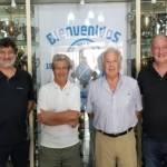 El club porteño Gimnasia y Esgrima cumple un siglo de historia