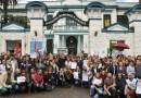 Trabajadores de la salud se pronunciaron en rechazo a la unificación de cinco hospitales porteños