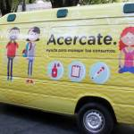 La Ciudad de Buenos Aires cuenta con los Móviles Acercate