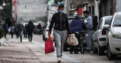 Aumentan exponencialmente los casos de covid 19 en los barrios más humildes de la Ciudad