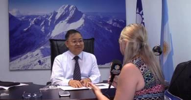 El embajador Antonio Hsieh brindará una charla sobre el manejo exitoso de la crisis del covid-19 en Taiwán