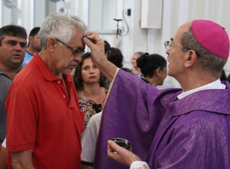 Resultado de imagem para quarta feira de cinzas diocese de afogados da ingazeira