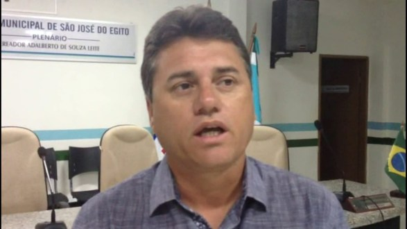 Vereador Albérico Thiago reafirma que Prefeitura de SJE está mesmo devendo aos servidores