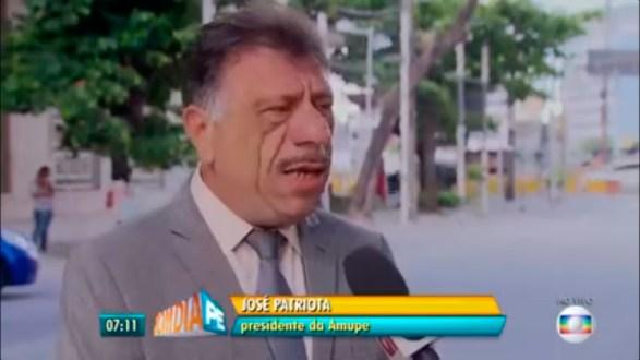 Em entrevista a TV, Patriota estima demissões em 50 prefeituras de Pernambuco
