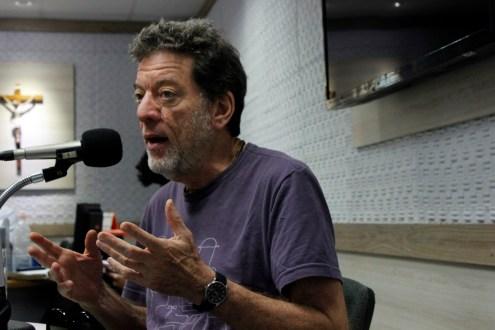 Léo Gandelman se diz encantado com projetos de música em Carnaíba