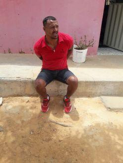 Preso na zona rural de Carnaíba acusado de matar ex-gari em Afogados