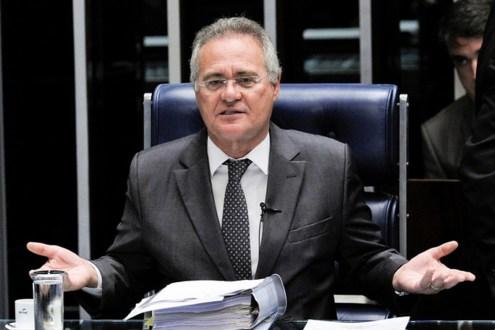 Justiça do DF condena Renan Calheiros à perda do mandato e dos direitos políticos