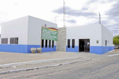 Fundação Altino Ventura em fase de conclusão em Serra Talhada