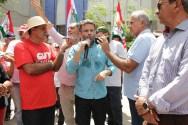 Terça-feira marcada por atos pró Lula em várias regiões do Estado