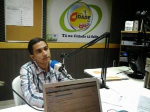 Municipalização do transito de Tabira vai mexer com a vida da cidade, diz Flávio Marques