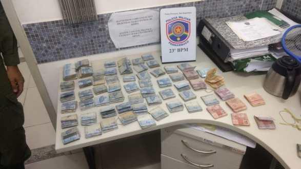 Suspeito de roubar e balear taxista em Afogados também roubou loja da Celpe em Iguaracy