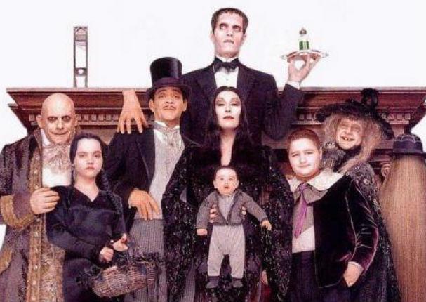 Adams Familia De La Nombre Papa El Del