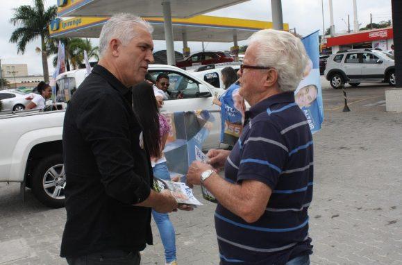 Deputado Milton Vieira (PRB) tem projeto de lei para isentar moradores do pedágio na Tamoios