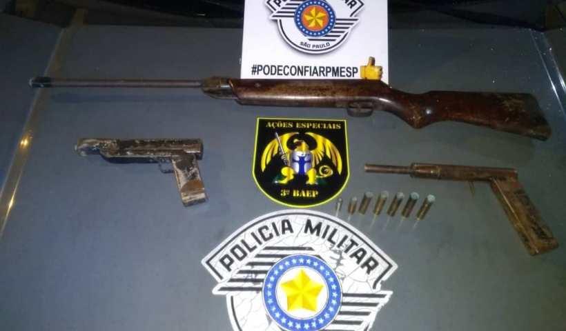 Polícia prende criminosos que agiam na rodovia D. Pedro