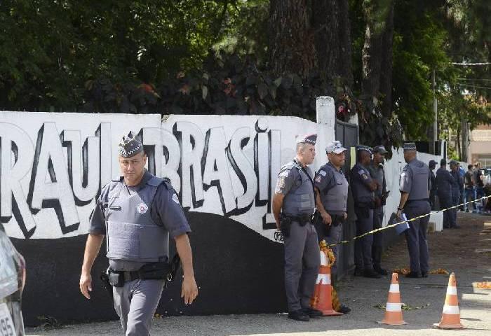 Adolescente suspeito de participar de massacre em Suzano é preso