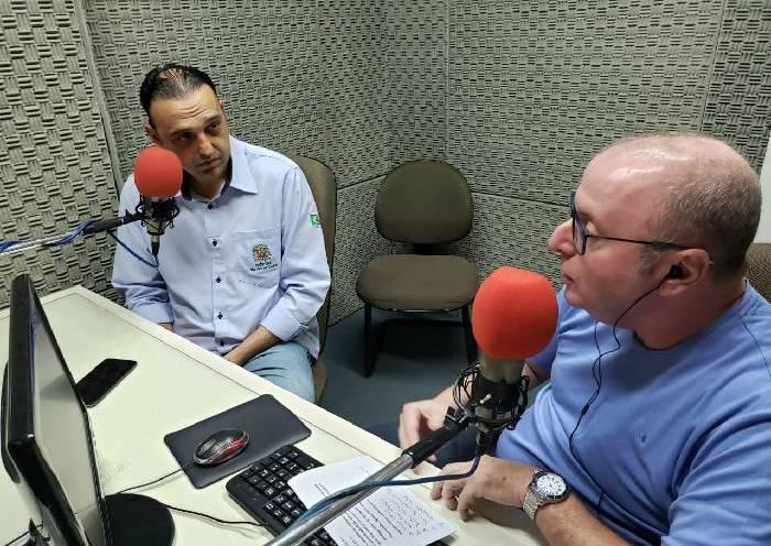Felício Ramuth (PSDB) quer Parque do Banhado