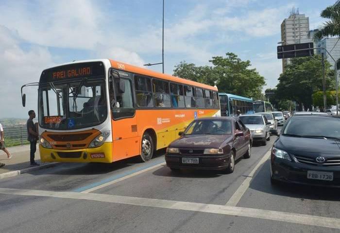 Transporte coletivo de São José dos Campos