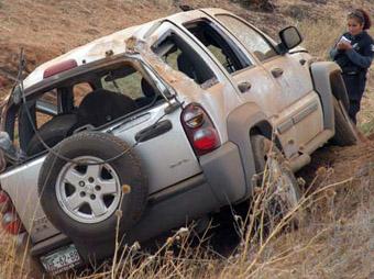 En el accidente falleció Flor Alexandra Corral Kotry, de 18 años de edad, que vivía en Ciudad Obregón.