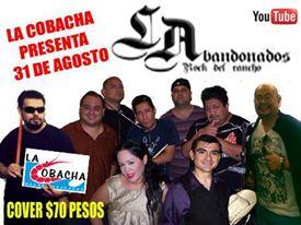 """""""Los Abandonados"""" en la Cobacha"""