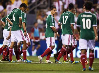 México casi eliminado del Mundial de Futbol; Pierde 2-0 con EU