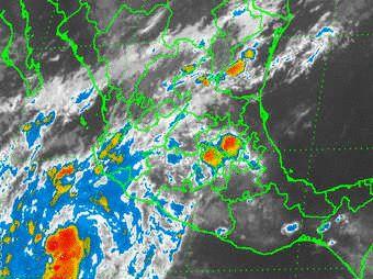 Podría formarse ciclón en el Pacífico durante las próximas horas