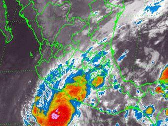 'Raymond' ya es huracán; impactará Guerrero como categoría 2