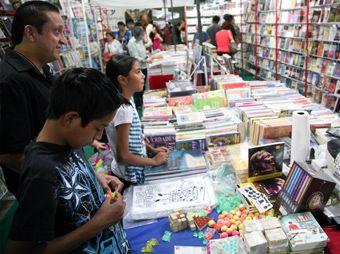 Finalizó en Hermosillo la Feria del Libro 2013